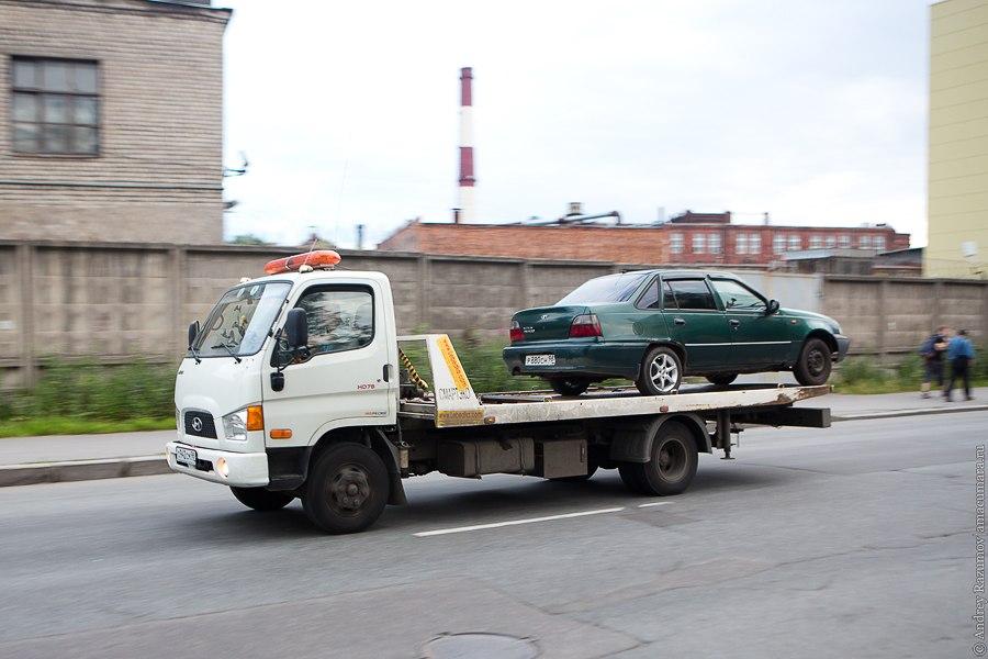 Эвакуатор Бавыкино